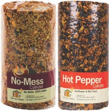 Hot Pepper Cylinders