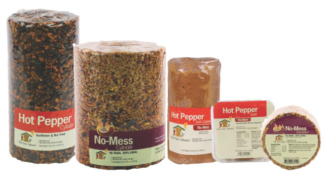 Hot Pepper Products