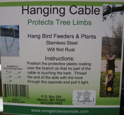 Limb Protector Hanging Cable