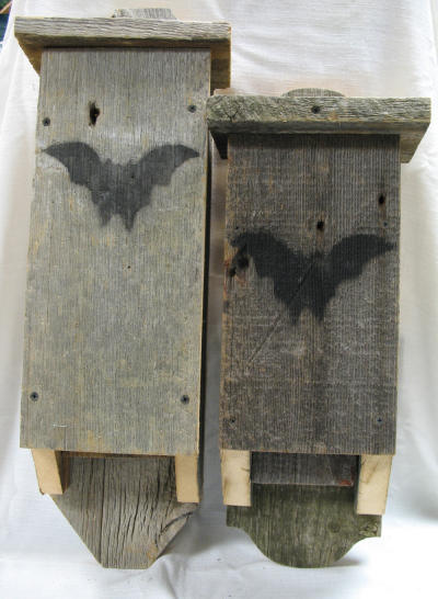 WBU Rustic Bat House